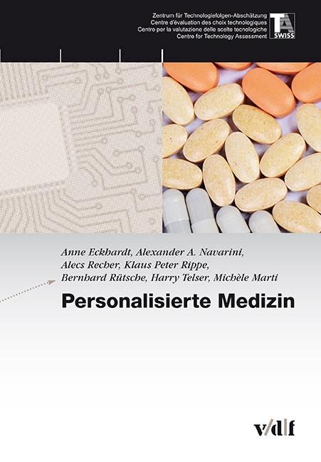 Personalisierte Medizin | / Eckhardt / Navarini, 2014 | Buch (Cover)