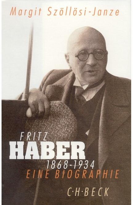 Cover: Margit Szöllösi-Janze, Fritz Haber