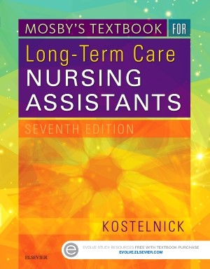 Abbildung von Kostelnick | Mosby's Textbook for Long-Term Care Nursing Assistants | 2014