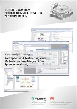 Abbildung von Königs / / Stark | Konzeption und Realisierung einer Methode zur templategestützten Systementwicklung. | 2014