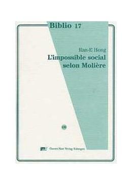 Abbildung von Hong | L´impossible social selon Molière | 1. Auflage | 2002 | beck-shop.de