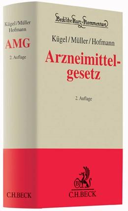 Abbildung von Kügel / Müller | Arzneimittelgesetz: AMG | 2. Auflage | 2016 | beck-shop.de