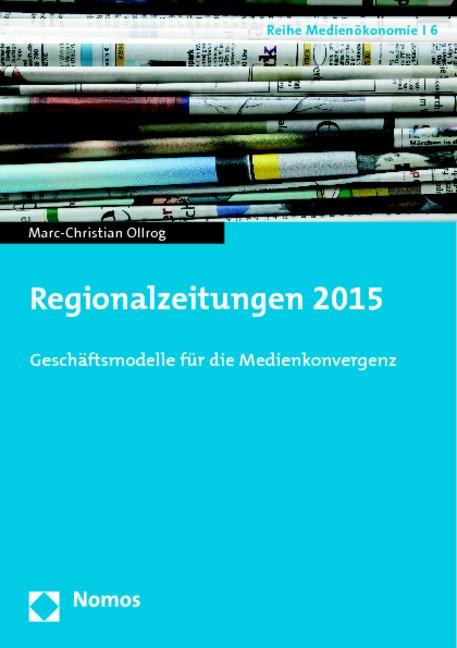 Regionalzeitungen 2015 | Ollrog, 2014 | Buch (Cover)