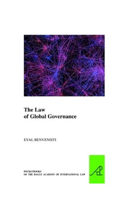 Abbildung von Benvenisti | The Law of Global Governance | 2014 | 24