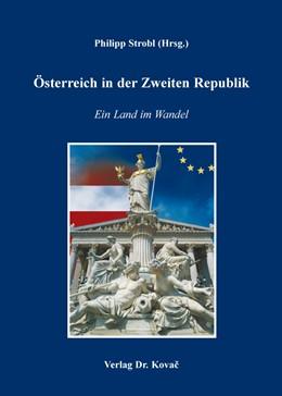 Abbildung von Strobl   Österreich in der Zweiten Republik   2014   Ein Land im Wandel   94