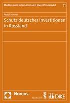 Abbildung von Bitter | Schutz deutscher Investitionen in Russland | 2014