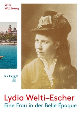 Abbildung von Wottreng | Lydia Welti-Escher | 1. Auflage | 2014 | Eine Frau in der Belle Époque
