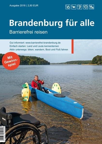 Brandenburg für alle, 2014 | Buch (Cover)