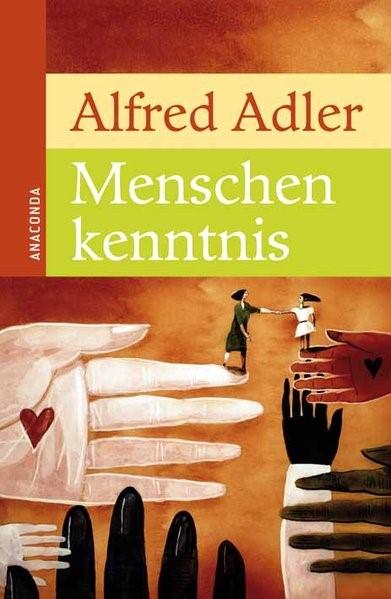 Menschenkenntnis | Adler, 2008 | Buch (Cover)