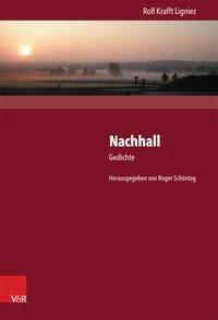 Nachhall | Ligniez / Schöntag, 2014 | Buch (Cover)