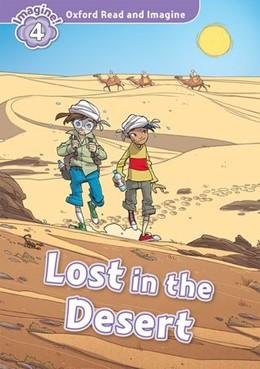 Abbildung von Shipton   Oxford Read and Imagine: Level 4:: Lost In The Desert   1. Auflage   2014   beck-shop.de