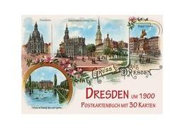 Abbildung von Imhof | Dresden um 1900 | 1. Auflage | 2015 | beck-shop.de