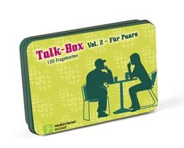 Abbildung von Filker / Schott | Talk-Box Vol. 2 - Für Paare | 2019 | 120 Fragekarten | 2