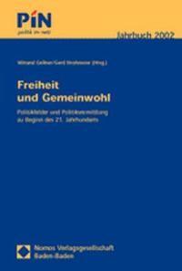 Abbildung von Gellner / Strohmeier | Freiheit und Gemeinwohl | 2002