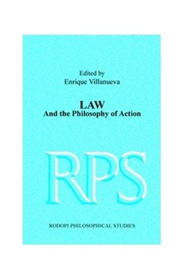 Abbildung von Law and the Philosophy of Action | 2014 | Social, Political & Legal Phil... | 10