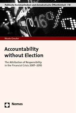 Abbildung von Greuter | Accountability without Election | 2014 | The Attribution of Responsibil... | 10