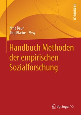 Abbildung von Baur / Blasius   Handbuch Methoden der empirischen Sozialforschung   2014