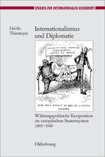Abbildung von Thiemeyer | Internationalismus und Diplomatie | 2008