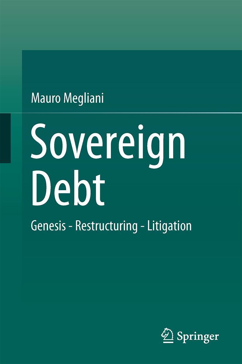 Abbildung von Megliani | Sovereign Debt | 2014