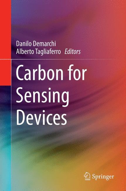 Abbildung von Demarchi / Tagliaferro | Carbon for Sensing Devices | 2014