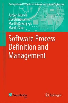 Abbildung von Münch / Armbrust / Kowalczyk | Software Process Definition and Management | 2014