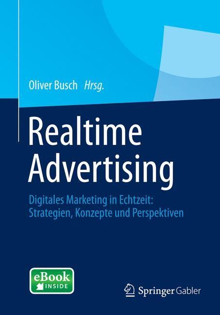 Abbildung von Busch | Realtime Advertising | 2014 | 2014