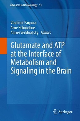 Abbildung von Parpura / Schousboe / Verkhratsky | Glutamate and ATP at the Interface of Metabolism and Signaling in the Brain | 2014 | 11