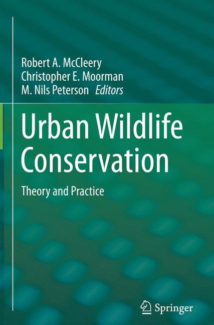 Abbildung von McCleery / Moorman / Peterson | Urban Wildlife Conservation | 2014