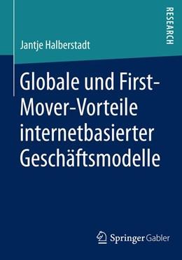 Abbildung von Halberstadt | Globale und nationale First-Mover-Vorteile internetbasierter Geschäftsmodelle | 2014 | 2014