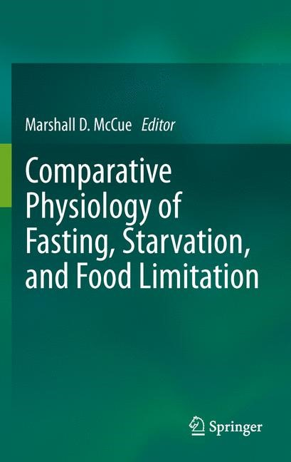Abbildung von McCue | Comparative Physiology of Fasting, Starvation, and Food Limitation | 2014