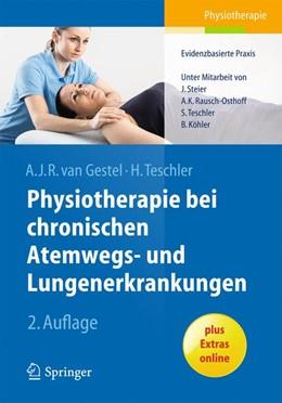 Abbildung von van Gestel / Teschler   Physiotherapie bei chronischen Atemwegs- und Lungenerkrankungen   2014   Evidenzbasierte Praxis