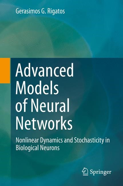 Abbildung von Rigatos | Advanced Models of Neural Networks | 2014