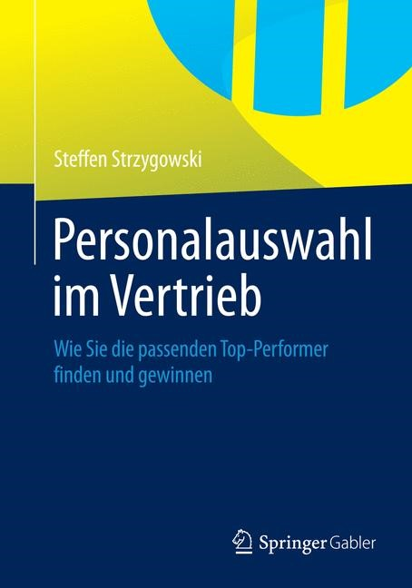 Abbildung von Strzygowski | Personalauswahl im Vertrieb | 2014 | 2014