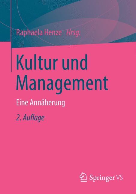 Abbildung von Henze | Kultur und Management | 2014