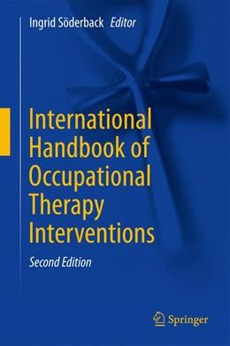 Abbildung von Söderback | International Handbook of Occupational Therapy Interventions | 2014
