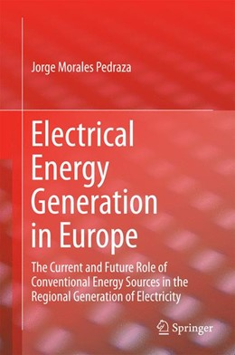 Abbildung von Morales Pedraza | Electrical Energy Generation in Europe | 2014 | The Current and Future Role of...