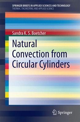 Abbildung von Boetcher | Natural Convection from Circular Cylinders | 2014