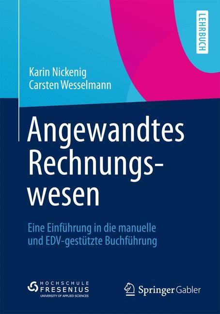Abbildung von Nickenig / Wesselmann   Angewandtes Rechnungswesen   2014   2014