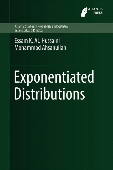 Abbildung von AL-Hussaini / Ahsanullah | Exponentiated Distributions | 2015