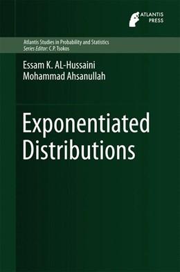 Abbildung von AL-Hussaini / Ahsanullah | Exponentiated Distributions | 2015 | 5
