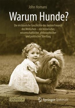 Abbildung von Homans | Warum Hunde? | 2014 | Die erstaunliche Geschichte de...