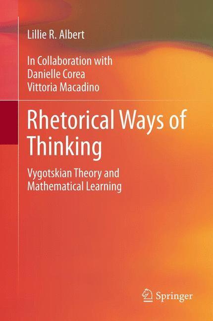 Abbildung von Albert   Rhetorical Ways of Thinking   2014