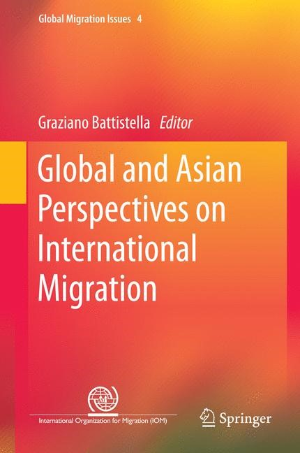 Abbildung von Battistella | Global and Asian Perspectives on International Migration | 2014