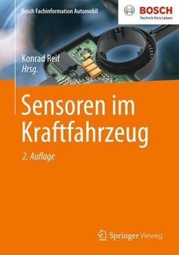 Abbildung von Reif | Sensoren im Kraftfahrzeug | 2. Aufl. 2012 | 2012