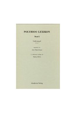 Abbildung von Helms   Band I, Lieferung 4 (lambda-omikron)   2., verbesserte Auflage   2006