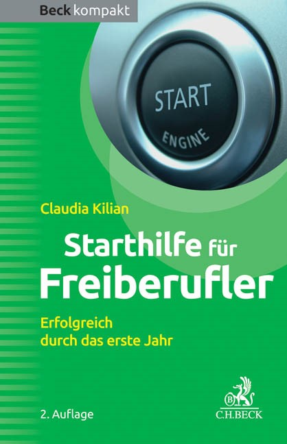 Starthilfe für Freiberufler | Kilian | Buch (Cover)