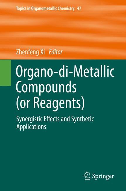 Abbildung von Xi | Organo-di-Metallic Compounds (or Reagents) | 2014