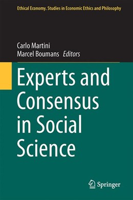 Abbildung von Martini / Boumans | Experts and Consensus in Social Science | 2014 | Critical Perspectives from Eco... | 50