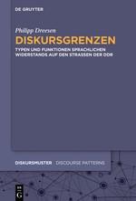 Abbildung von Dreesen | Diskursgrenzen | 2015