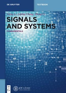 Abbildung von Li / Chang / Li | Signals and Systems | 2015 | Fundamentals